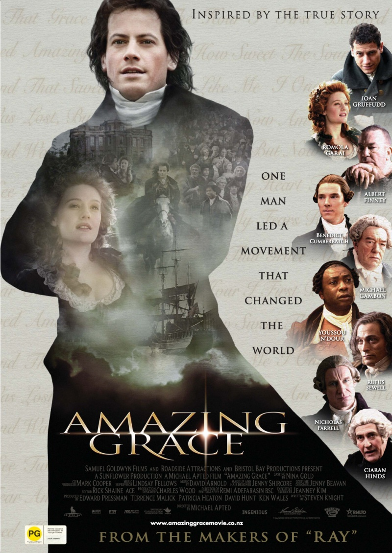 michael apteds amazing grace - 717×1024