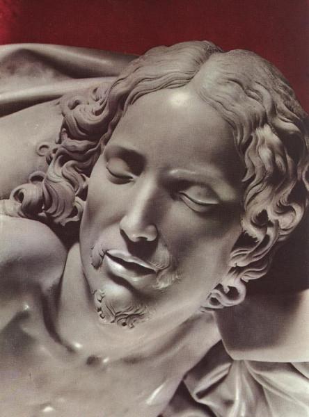 Пьета собора св. Петра лица