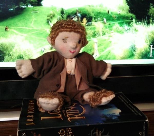 hobbit dolls