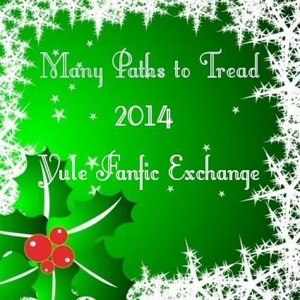 2014 Yule fic banner