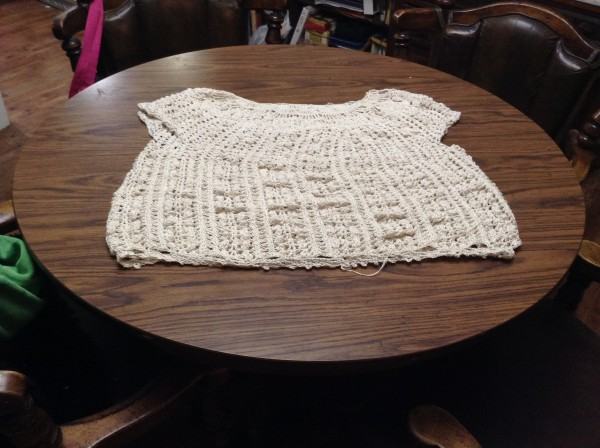 crocheted bodice 2