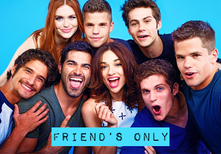 Friends Only Banner (sweet-pink-paw)