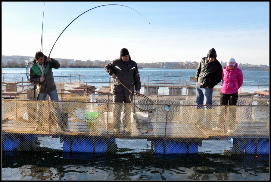 лучшая рыбалка в иркутске