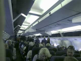 Plane to Fort Lauderdale