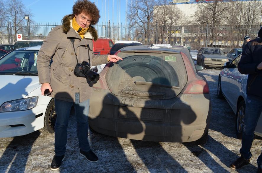 Варламов и его авто