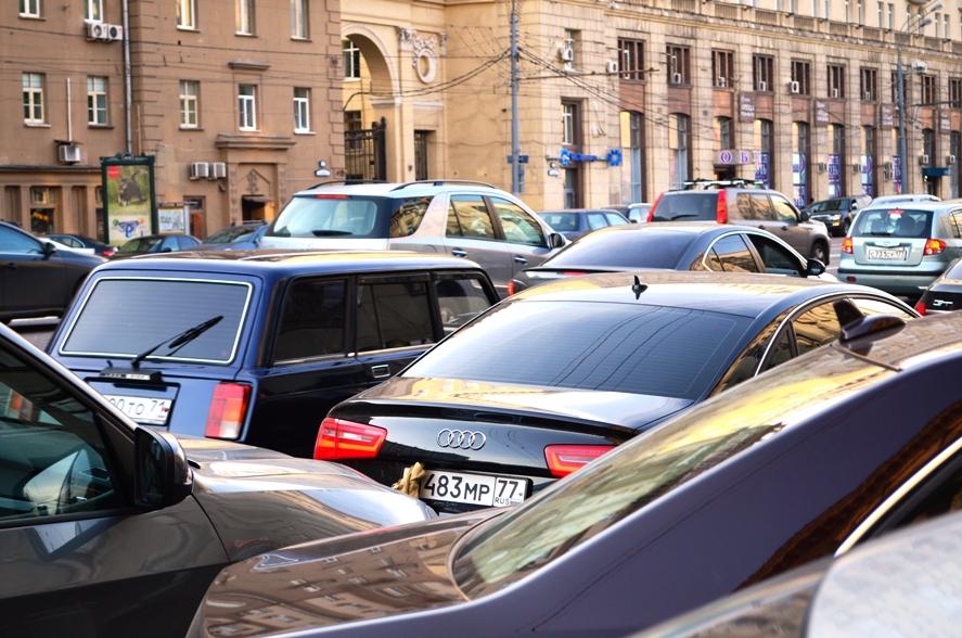 Борьба с платными парковками