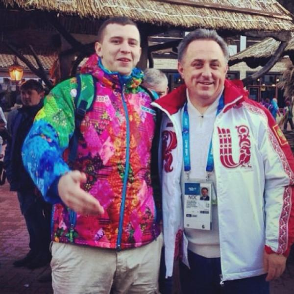 Секс волонтеров в сочи на олимпиаде