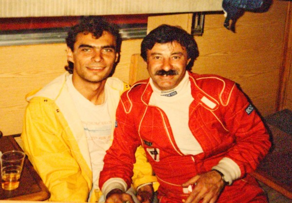 Архивное фото: слева -- Александр Синкевич, справа -- Геннадий Драпкин