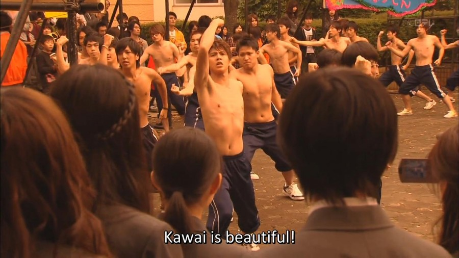 Kento Kaku Shirtless 03