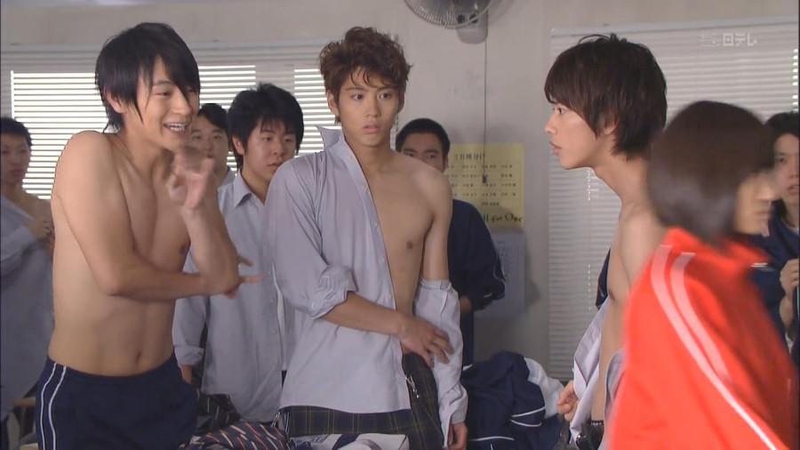 Yoshihiko Hosoda Shirtless 01