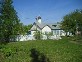 Туймазы, Свято-Андреевская церковь