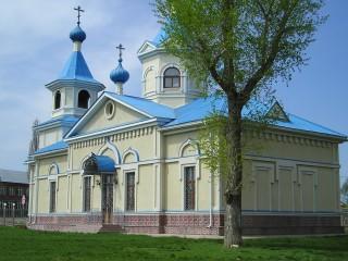Крым-Сарай, Храм Покрова Пресвятой Богородицы