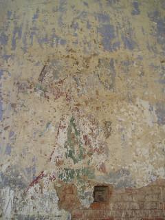 Фрески, Богородицкая церковь