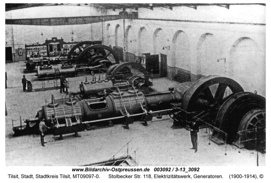 ID003092-Tilsit-Elektrizitaetswerk_Generatoren