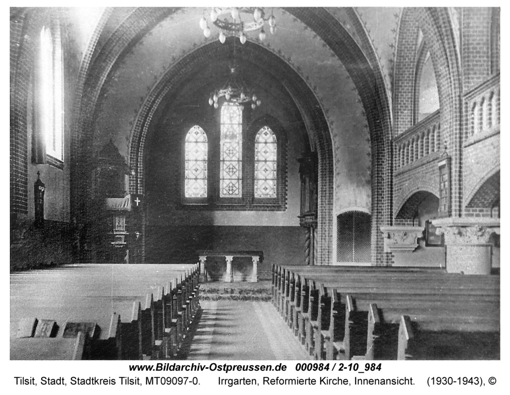 ID000984-Tilsi_Reformierte_Kirche_innen_1930-1943