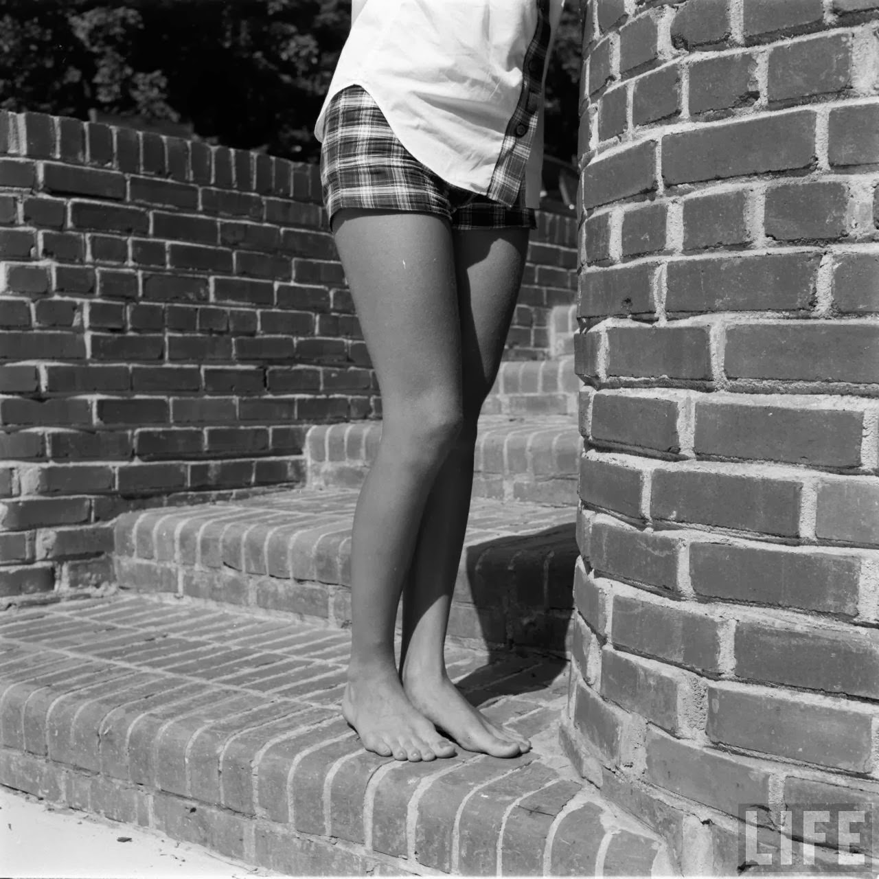 Short Shorts in the 1950's (7)