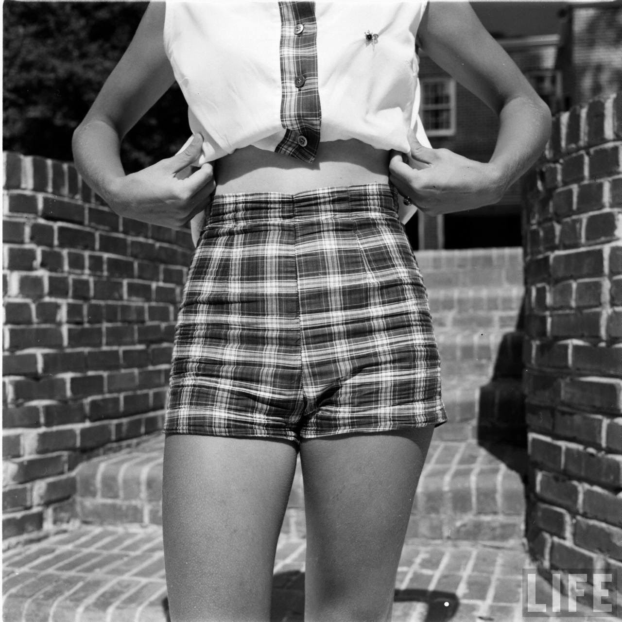 Short Shorts in the 1950's (11)