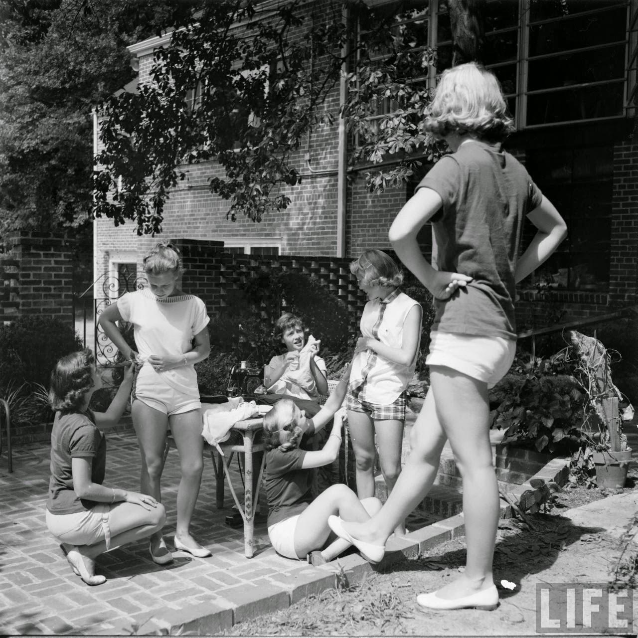 Эротика 1950 годов 8 фотография