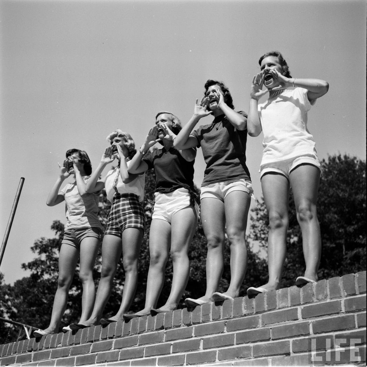 Short Shorts in the 1950's (25)