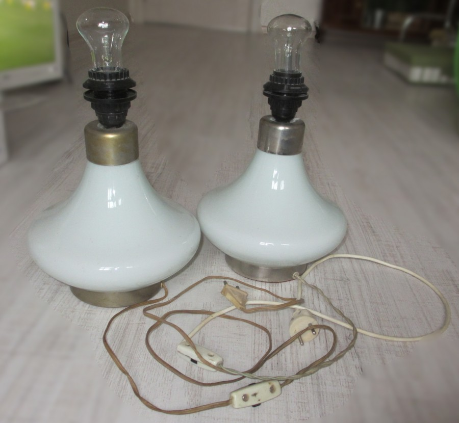 лампы до переделки