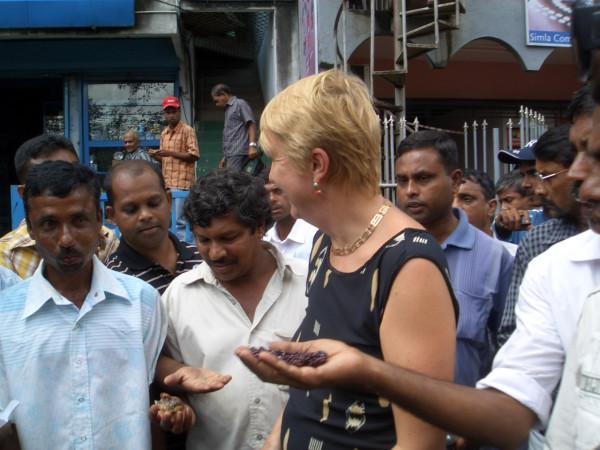 3.7.торговля драгоценными камнями в г. Ратнапура