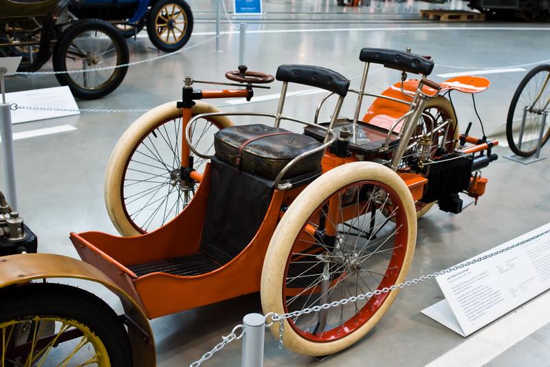 Самые первые автомобили фото