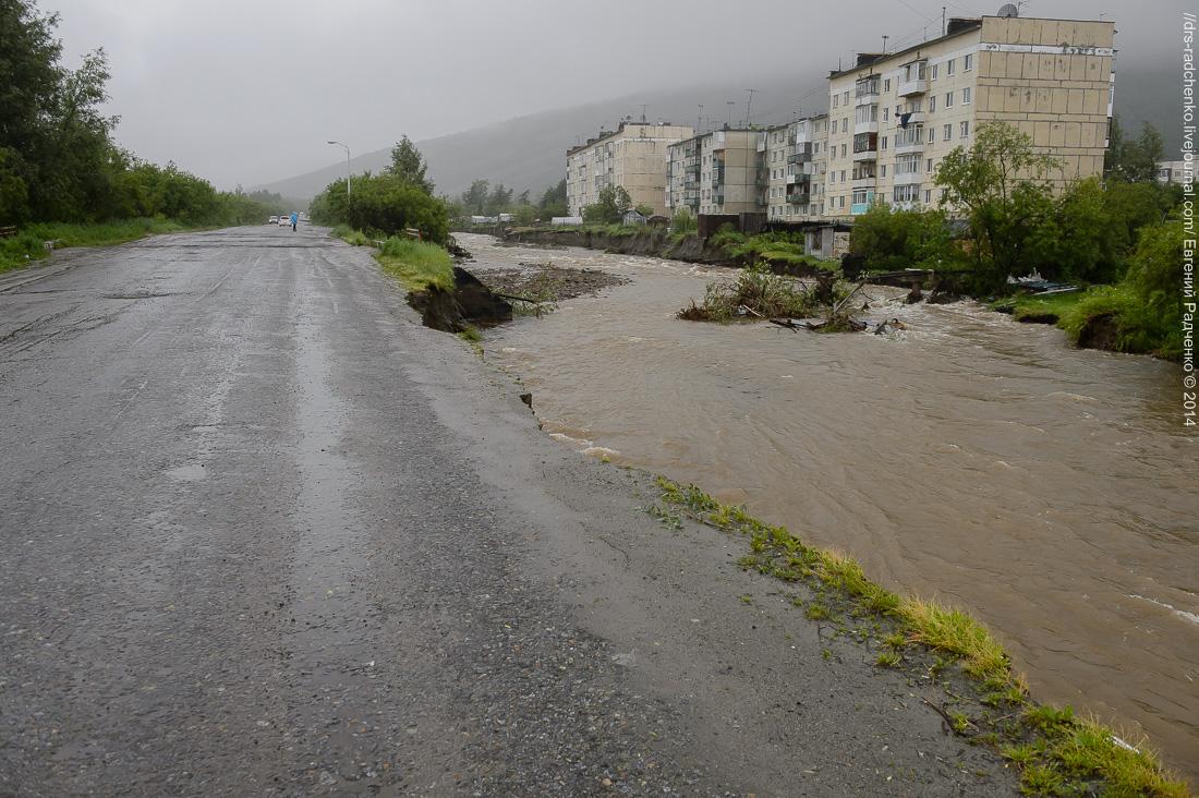 фото последнего наводнения в г магадане юбка сочетании