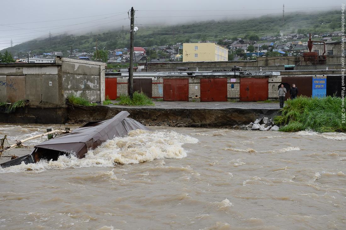 посчитали, фото последнего наводнения в г магадане долю