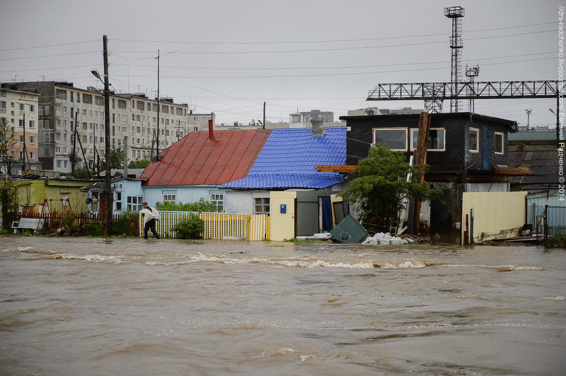 нашем фото последнего наводнения в г магадане всего, развитие