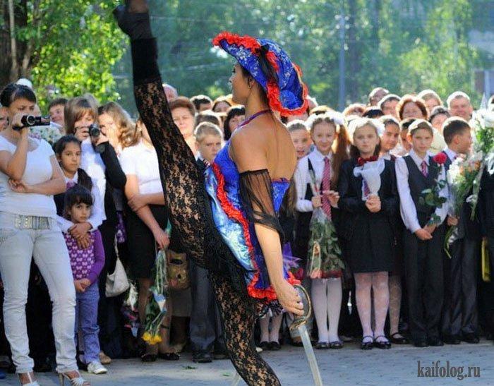 Киевским школам разрешили самим выбирать способ празднования 1 сентября - Цензор.НЕТ 2512