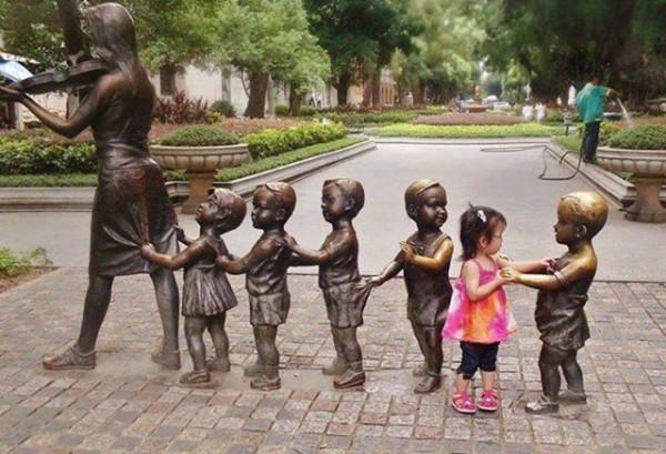 скульпт группа