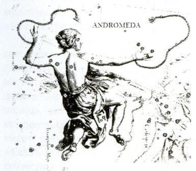 Созвездие_Андромеды