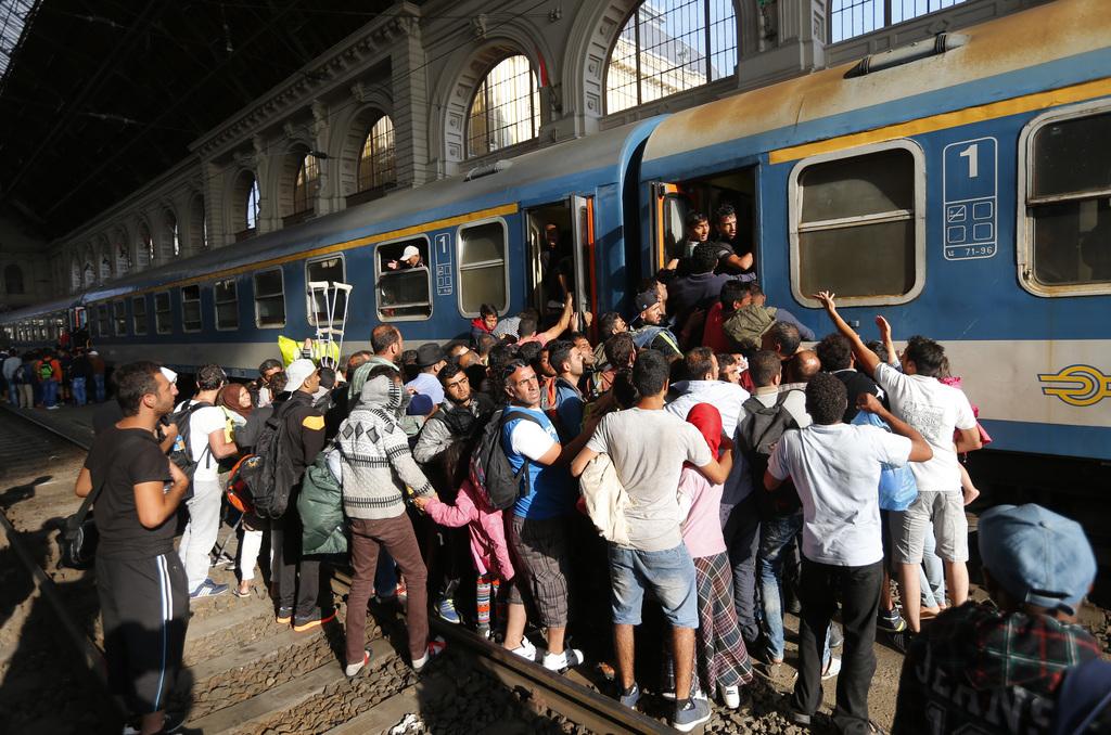Мигранты захватывают Европу?