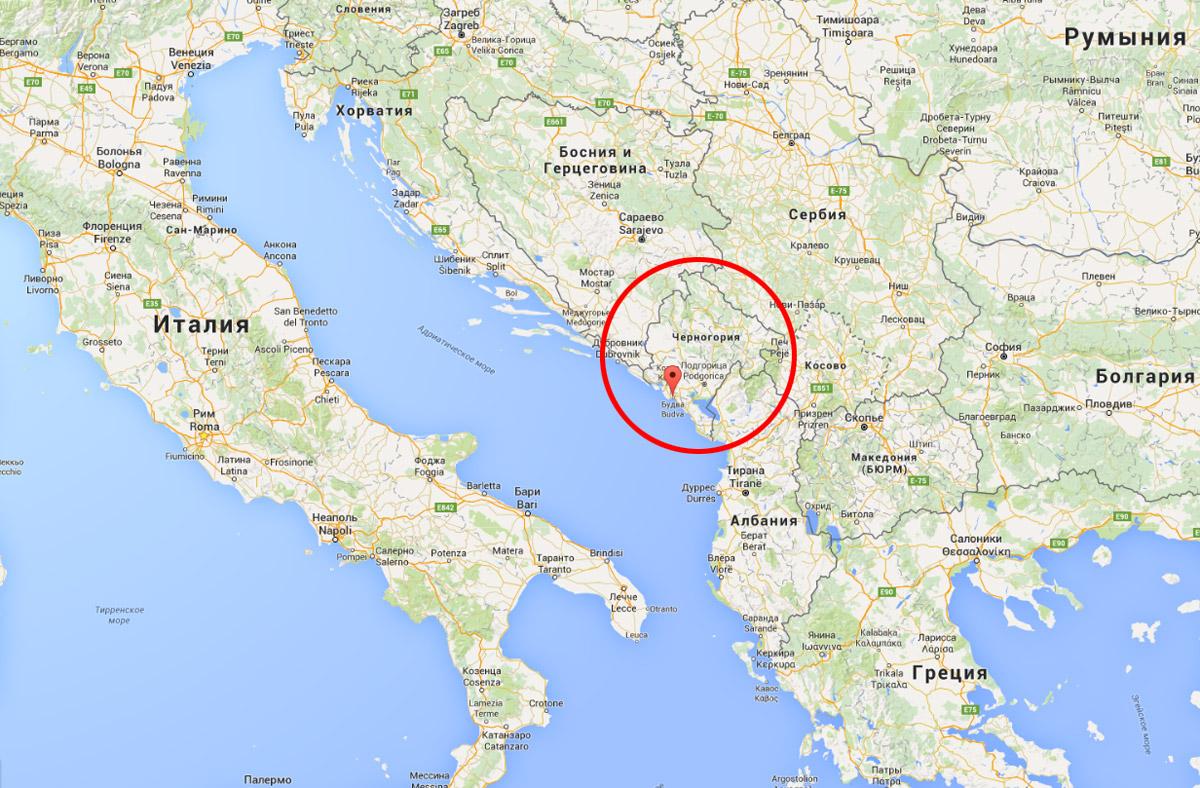 «Возраст счастья» в Черногории