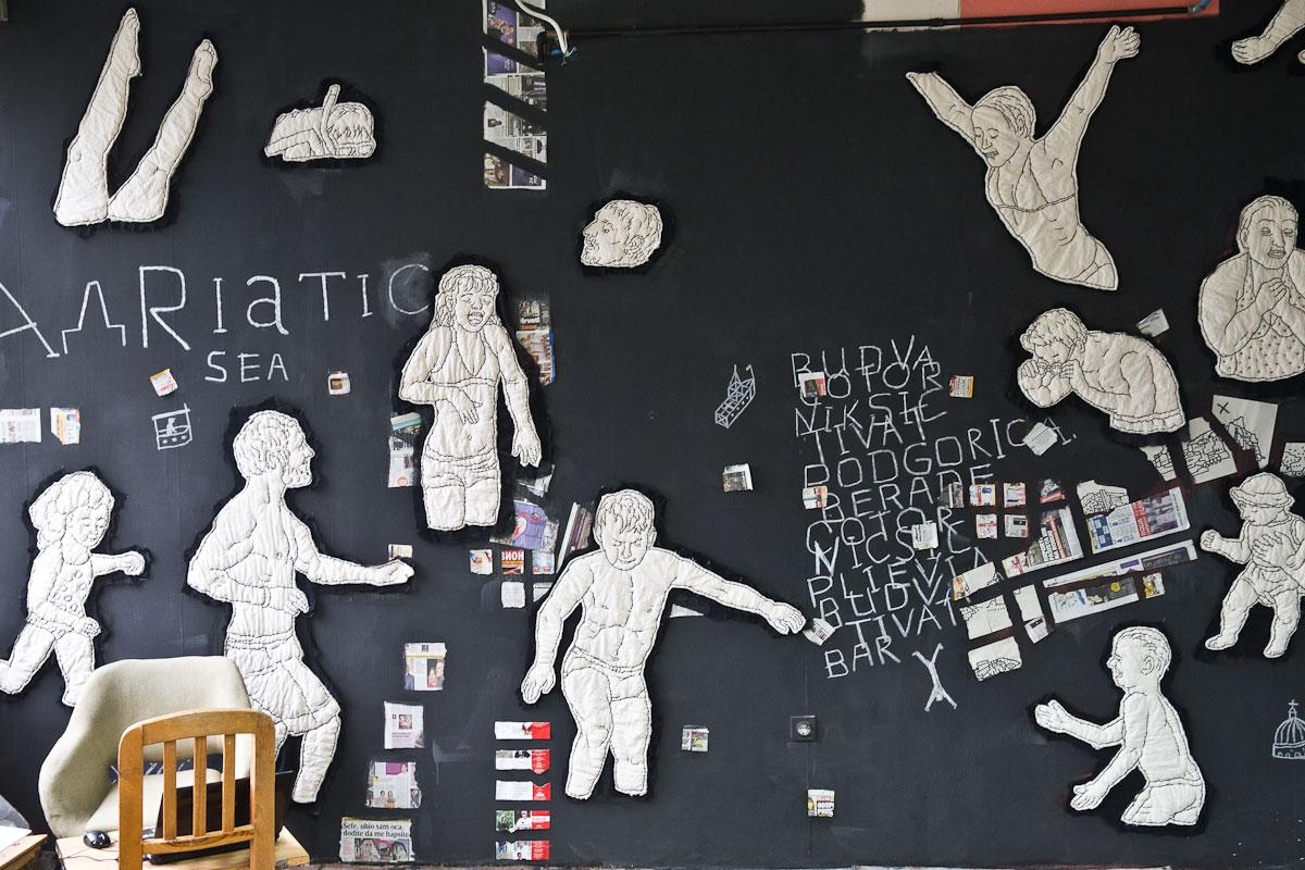 Черногория: новый арт-проект Марата Гельмана