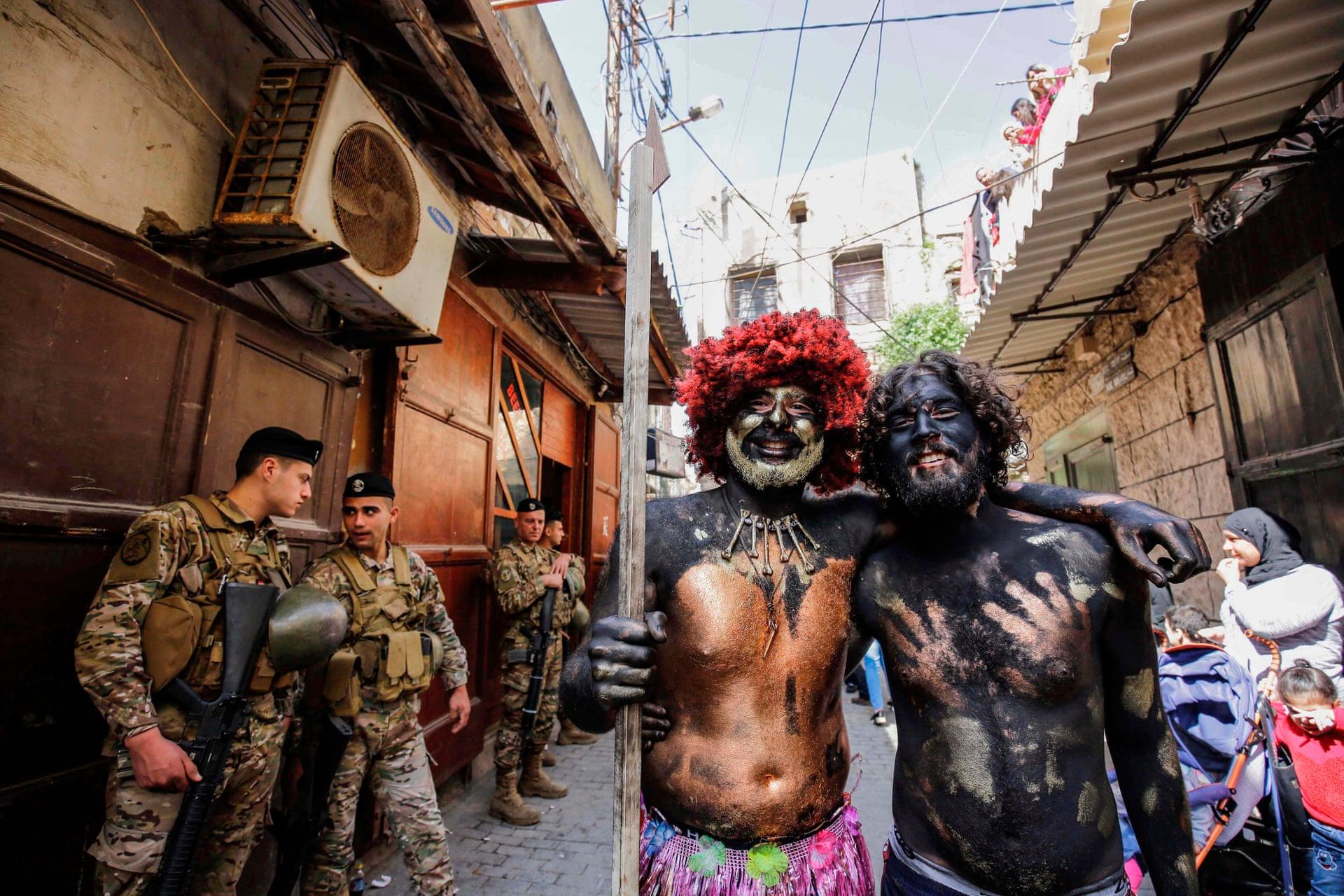 Ibrahim Chalhoub/Getty Images/Scanpix