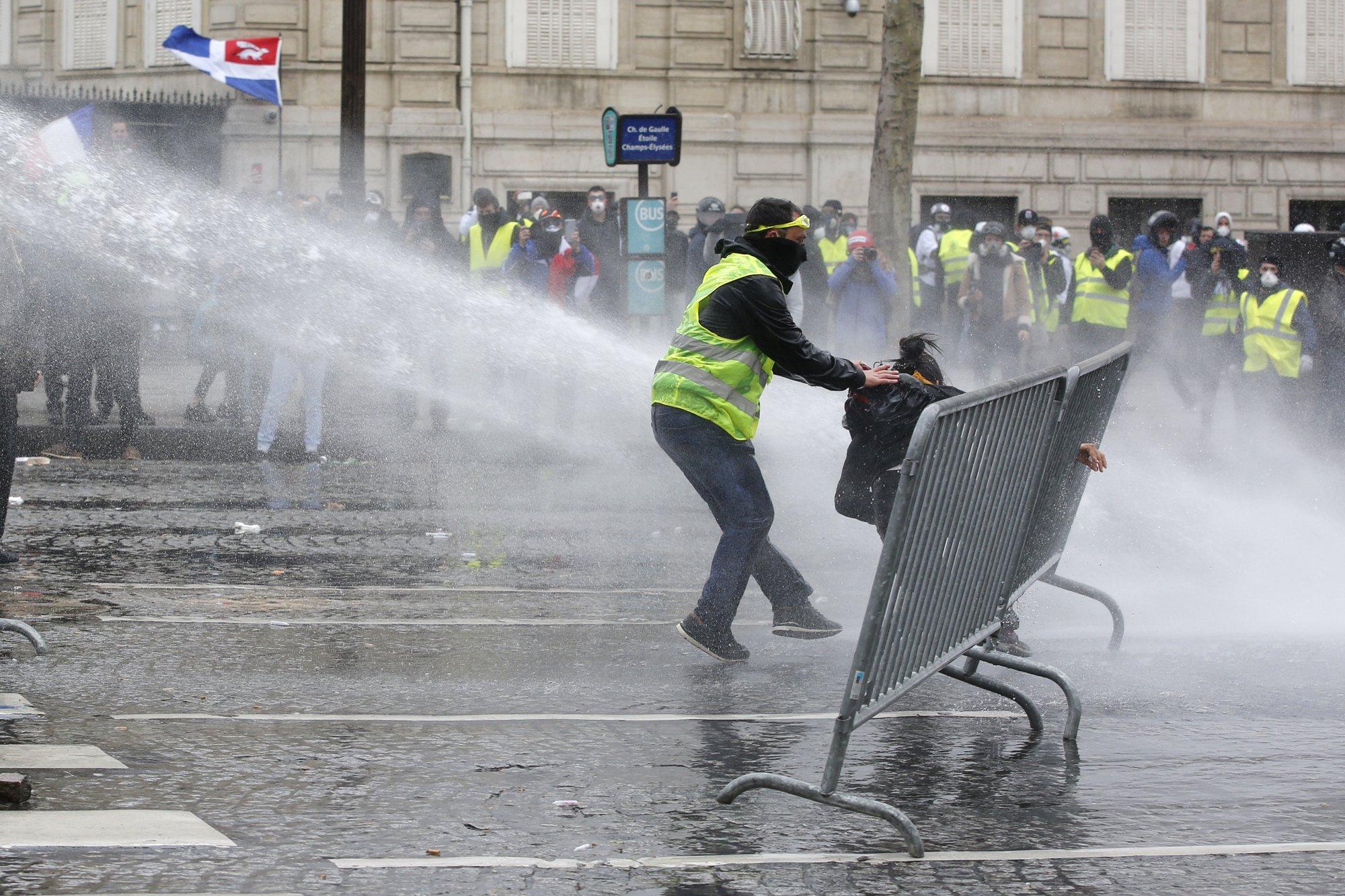 Фото: Christophe Ena/AP/Scanpix