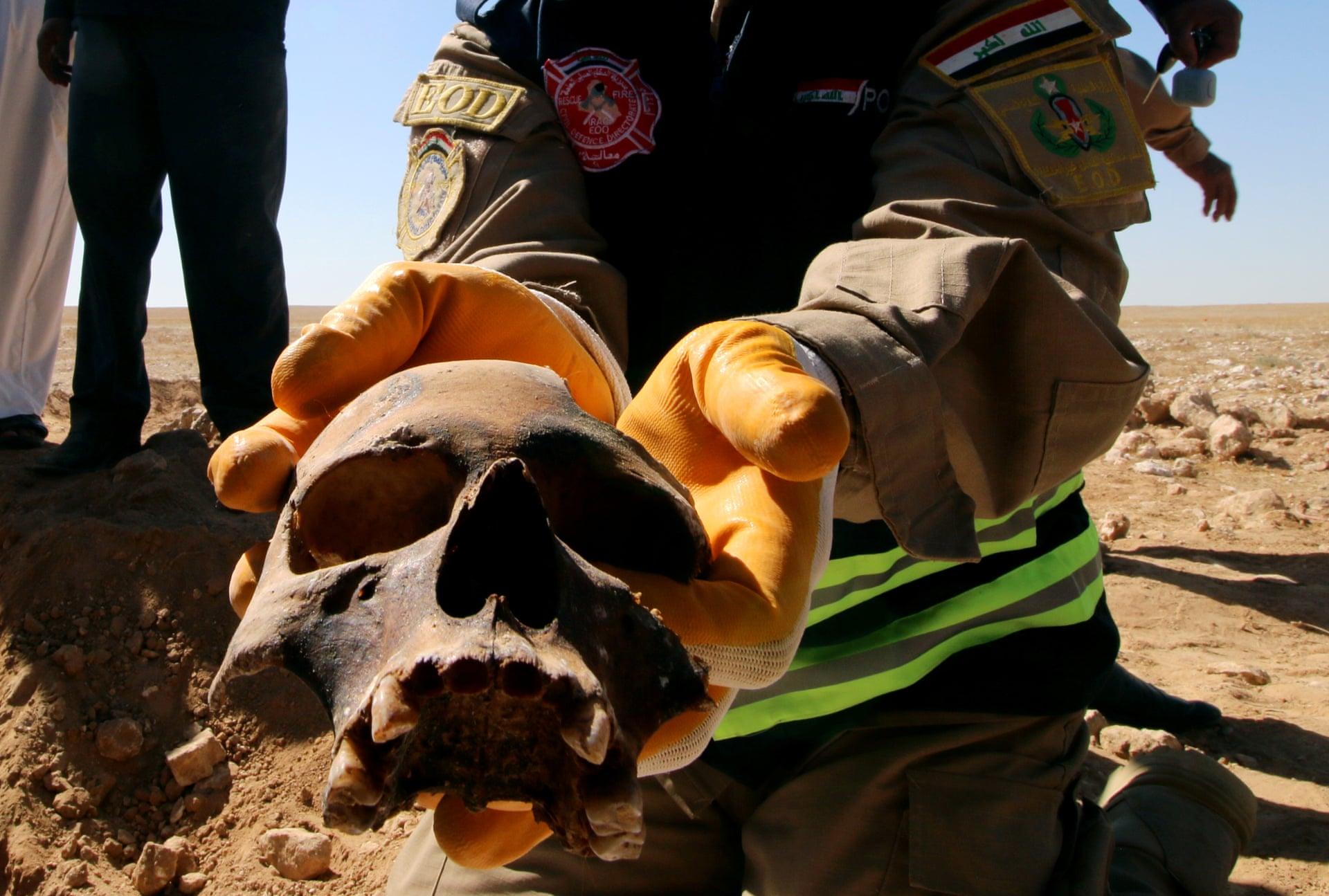 Essam al-Sudani/Reuters/Scanpix