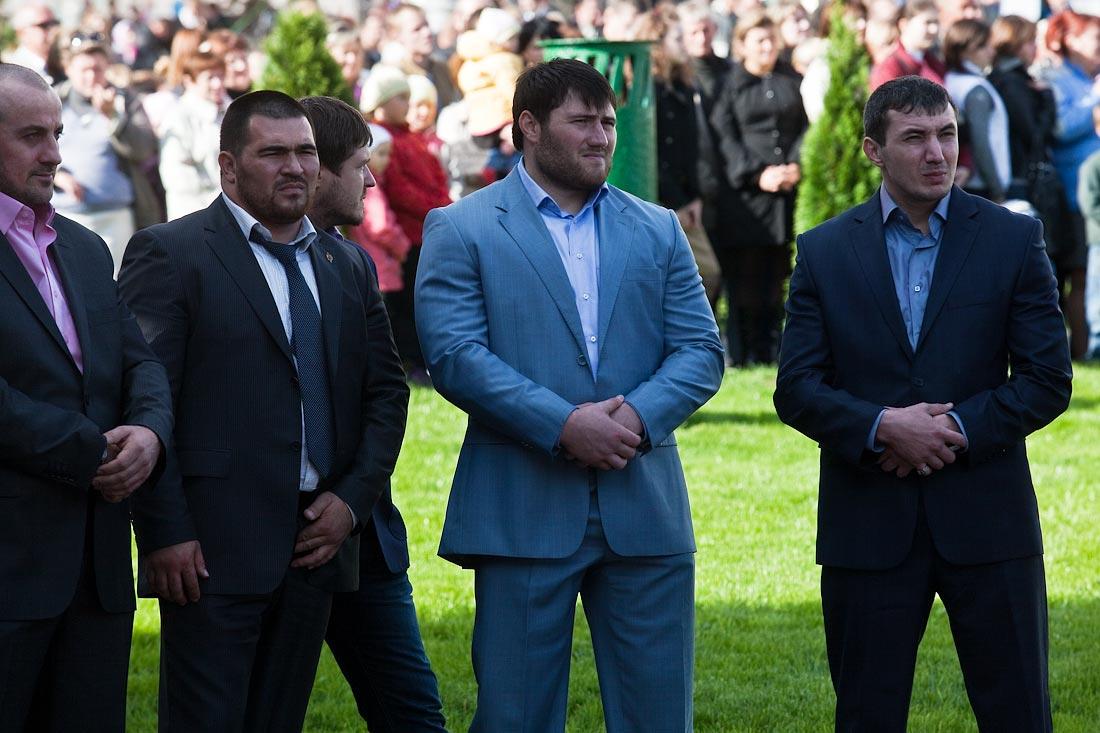 Kadyrow und Co