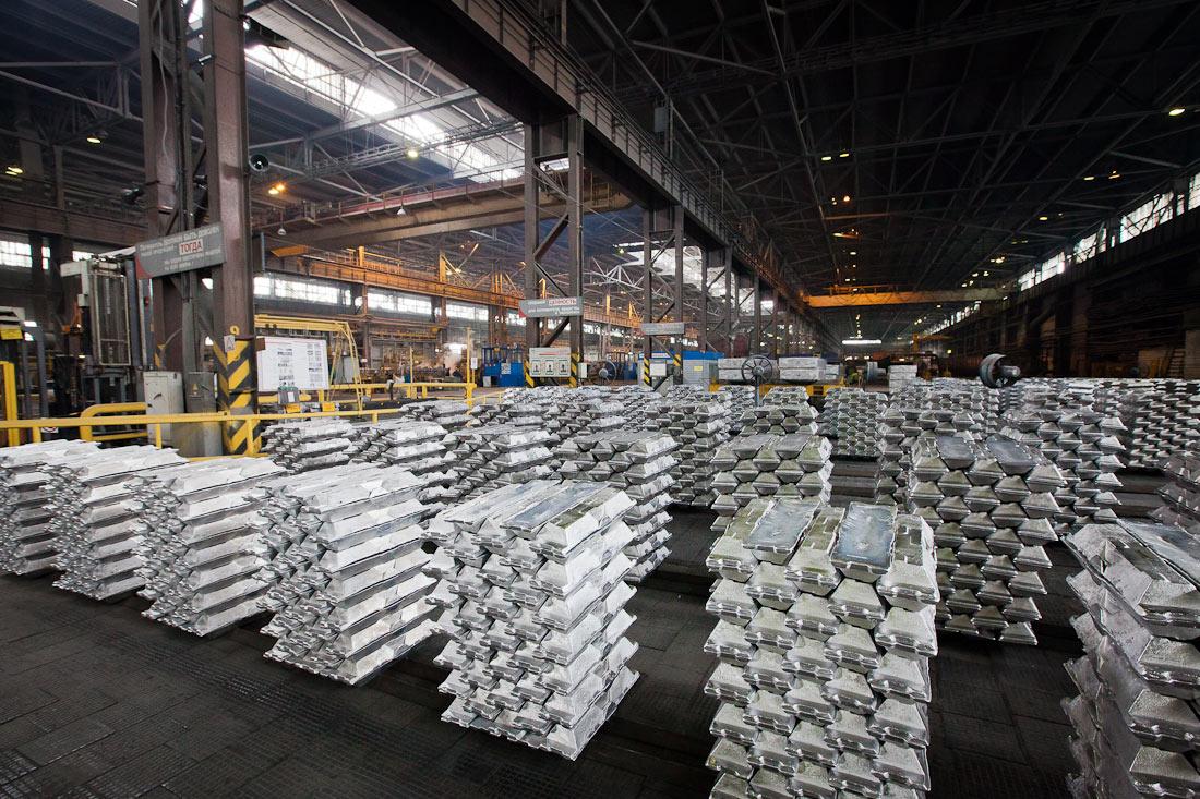 Новая веха в алюминиевой промышленности России