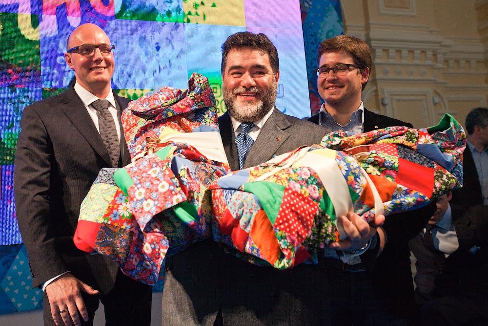 «Лоскутное одеяло» для Игр 2014