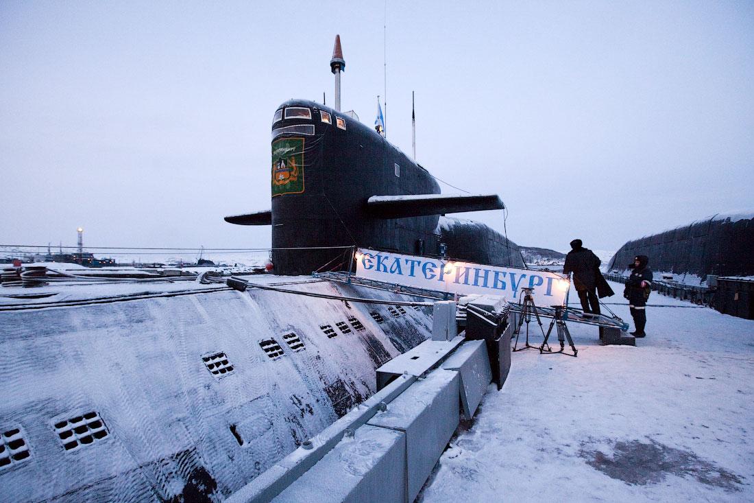 подводная лодка самсон