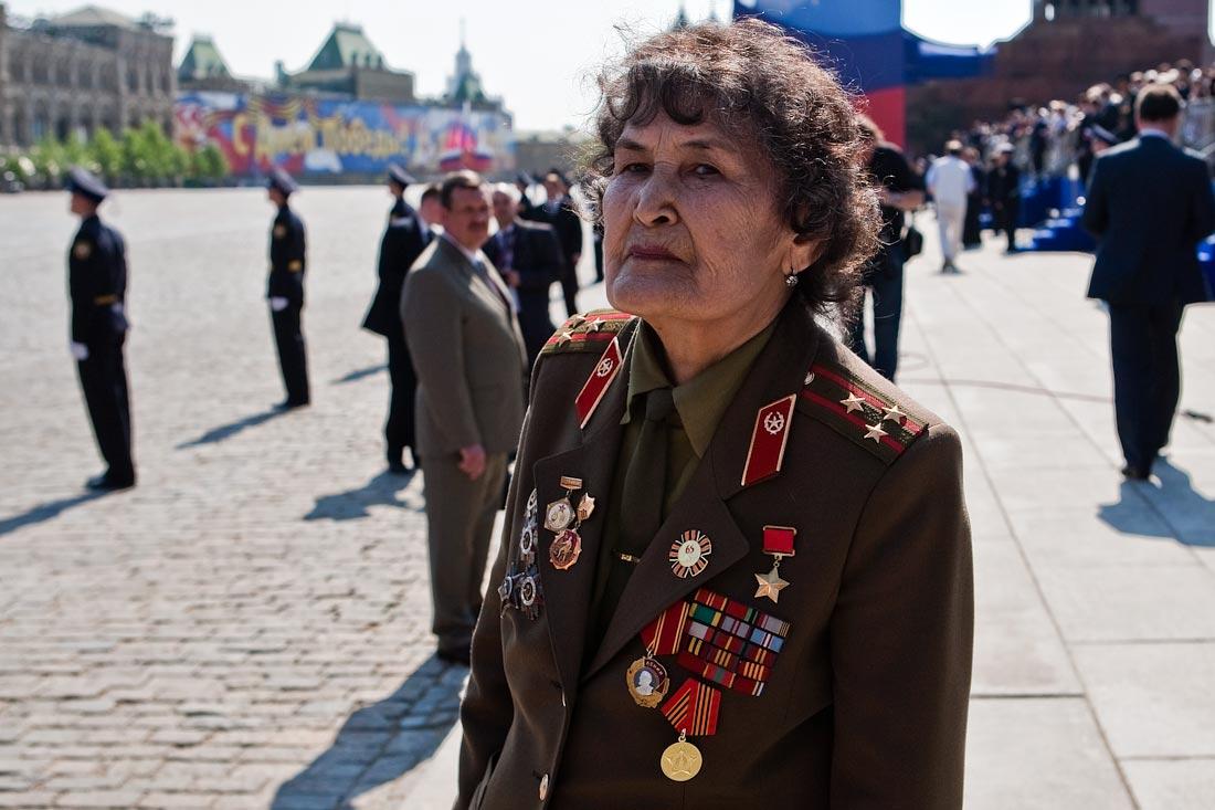 Москва, 9 мая 2010 г.
