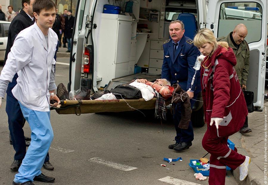 По последним данным количество погибших во время теракта в минском …