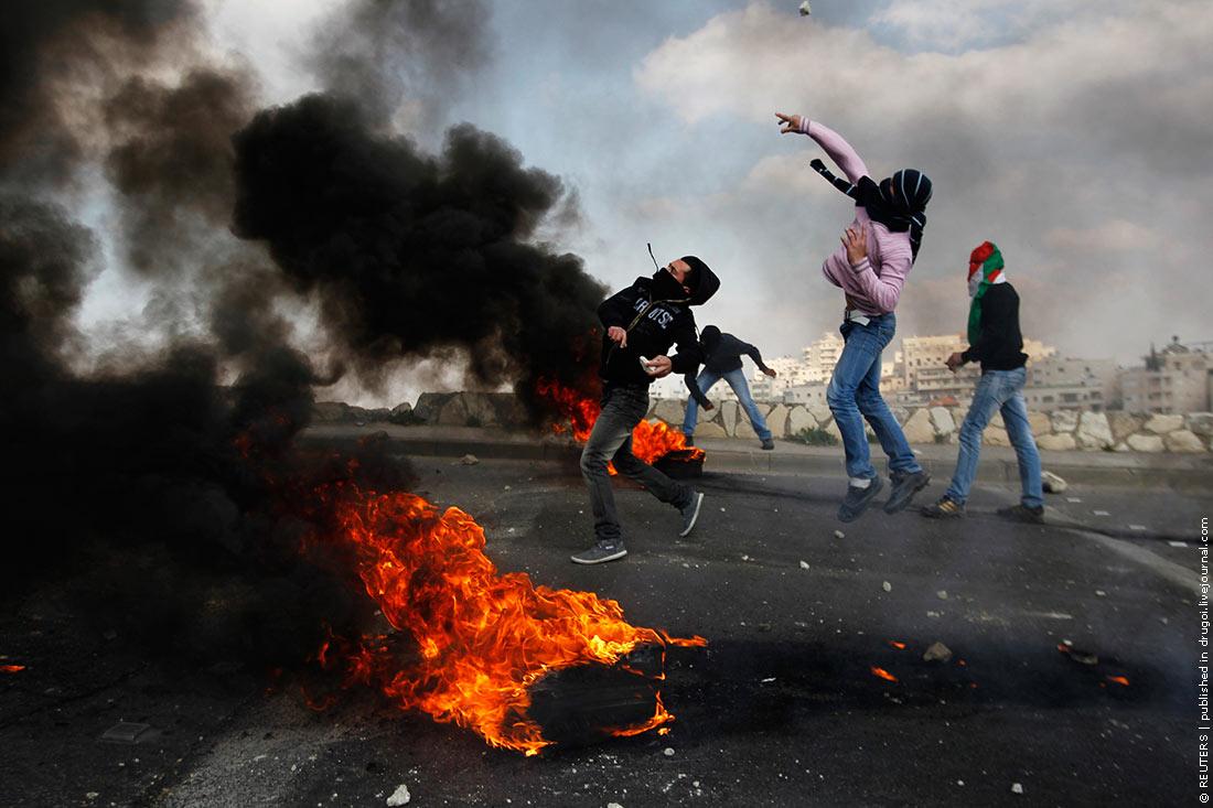 «День Земли»: израильская коса на арабский камень