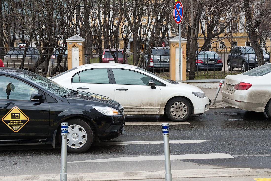 Мобильные видеорегистраторы: новое решение проблемы парковки?