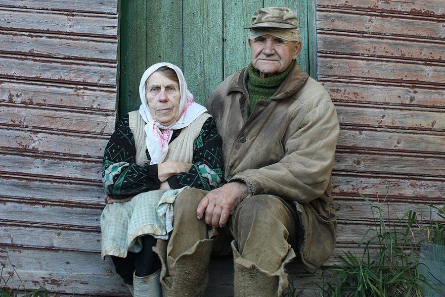 Фото со старыми