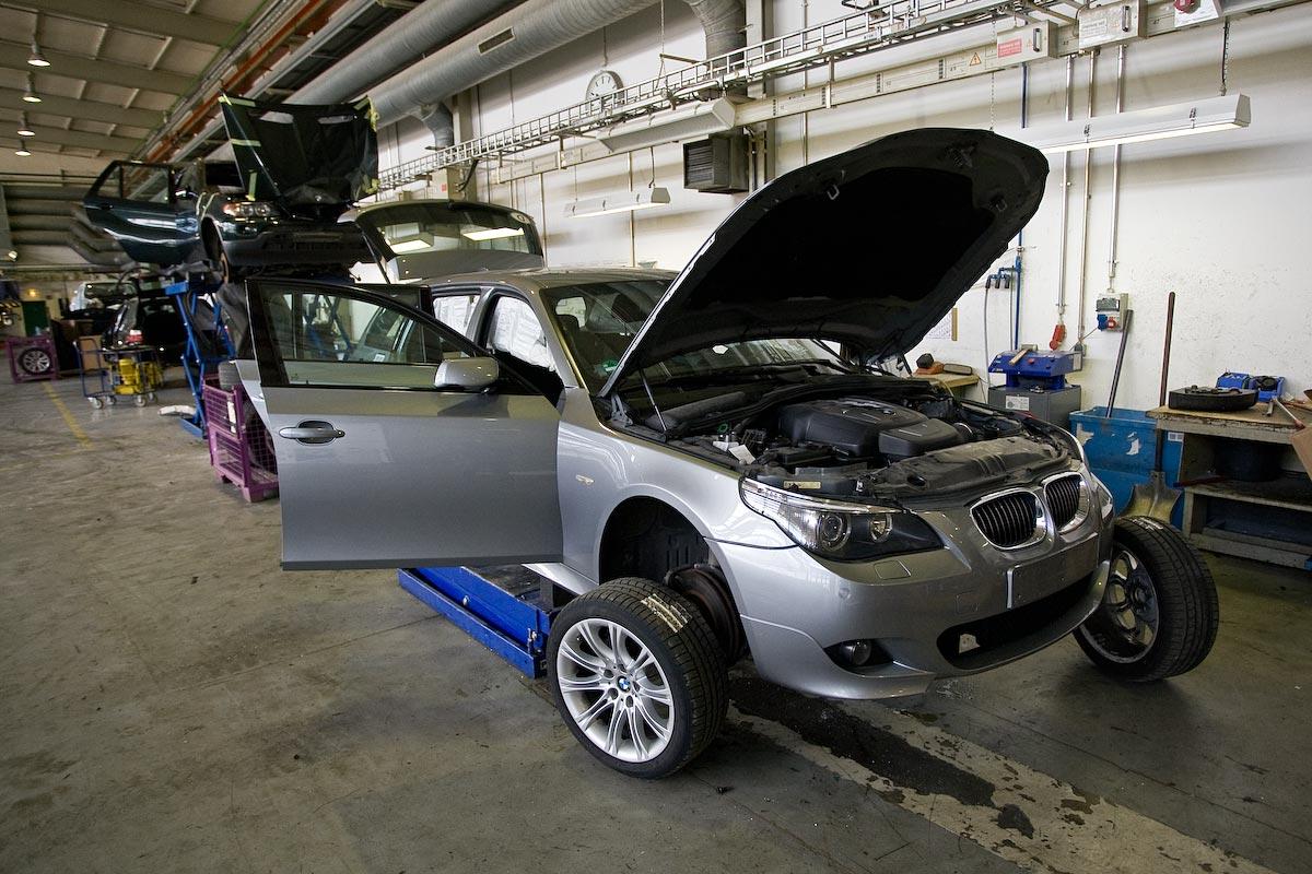 Как и почему утилизируют BMW