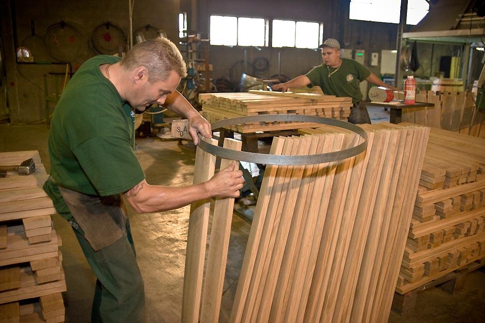 Как из дерева сделать бочку из дерева своими руками
