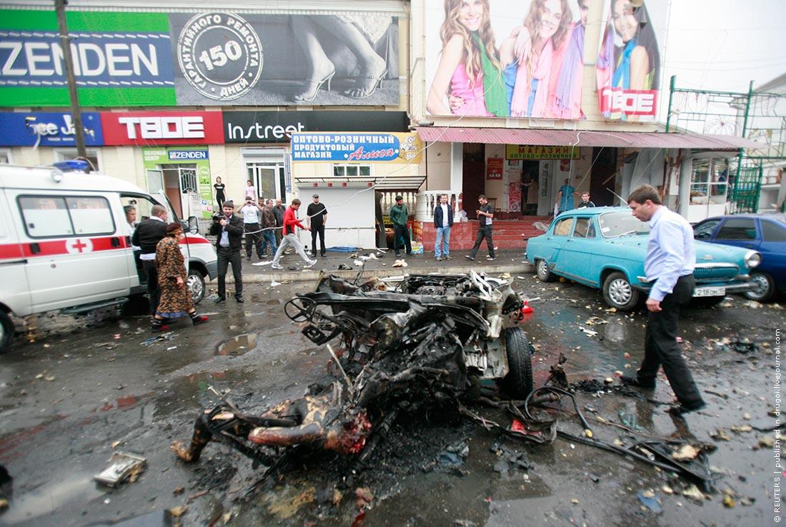 Теракт во Владикавказе